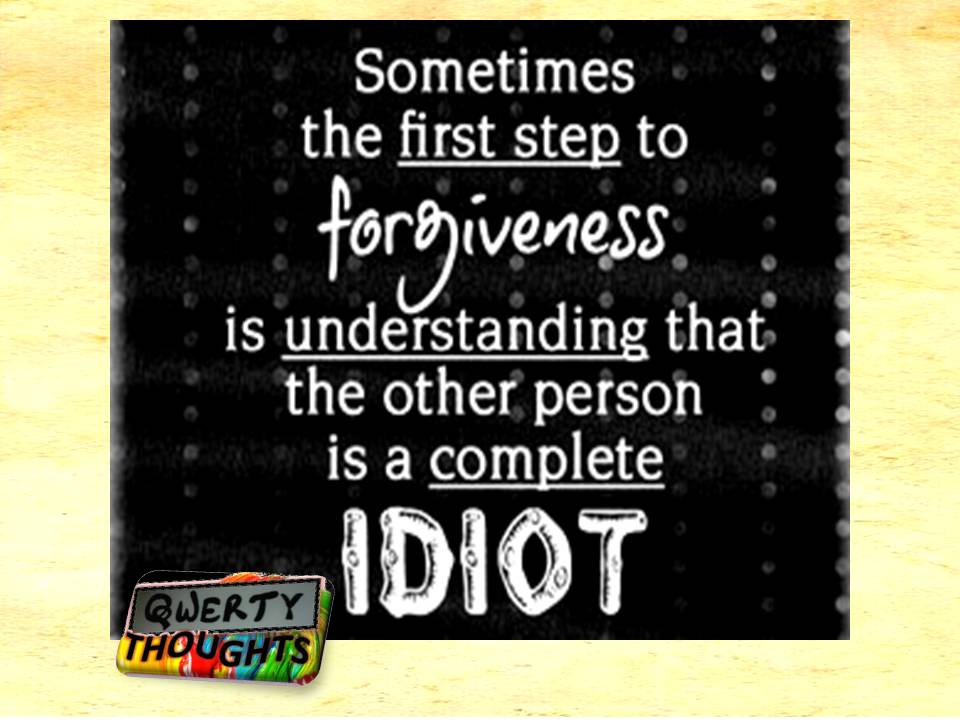 Forgivemess Quotes